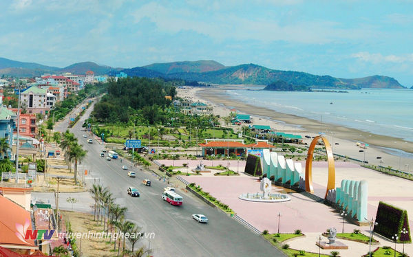 """Lễ hội du lịch Cửa Lò năm 2017 sẽ được tổ chức vào ngày 29/4 tại Quảng trường Bình Minh, thị xã Cửa Lò với tên gọi """"Biển Cửa Lò, hội tụ và tỏa sáng"""""""