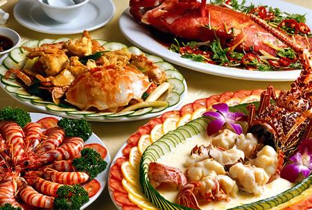 Các loại hải sản biển Cửa Lò
