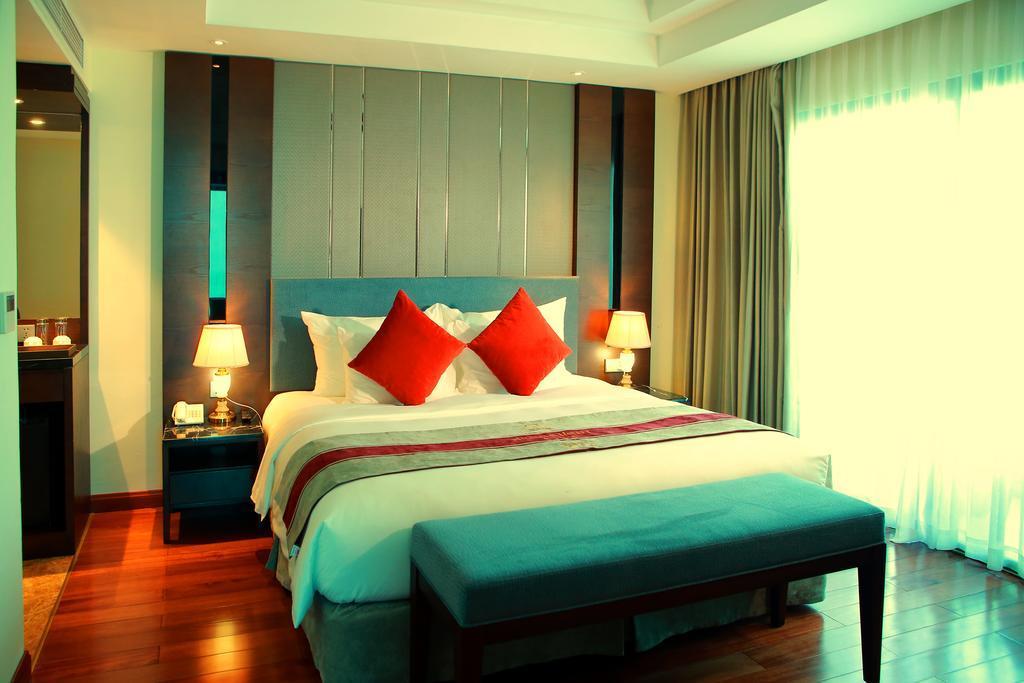 Phòng ngủ Khách sạn Summer Cua Lo