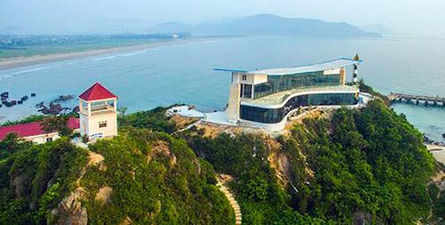Đảo Lan Châu - Khu du lịch biển Cửa Lò