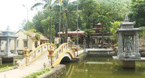 Chùa Lô Sơn- phường Nghi Tân- TX Cửa Lò