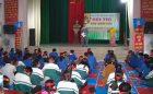 Phường Nghi Hòa: 100 Đoàn viên, thanh niên tìm hiểu kiến thức dân số, sức khỏe, sinh sản vị thành niên