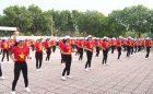 Nghi Hương tổ chức ngày hội tháng 10